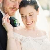 Elegant Wedding Portrait From Michael and Carina
