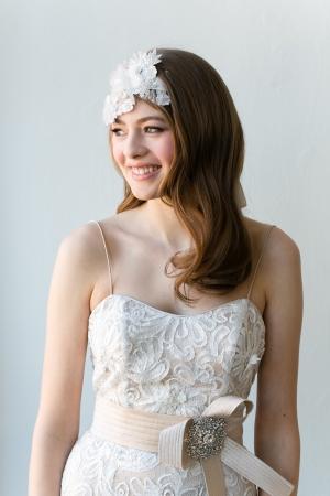 Embellished Bridal Gown