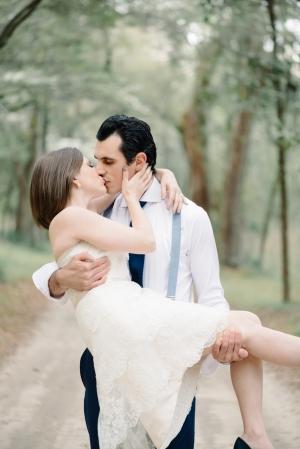 Engagement Photos in Charleston