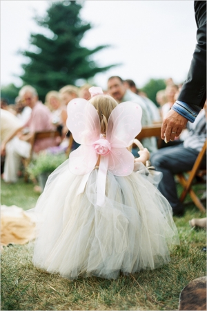 Flower Girl Dress By Posh Little Tutus