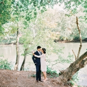 Garden Wedding in Atlanta