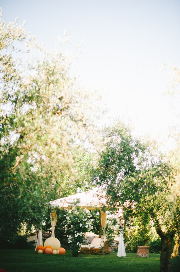 Italian Villa Destination Wedding From Lelia Scarfiotti