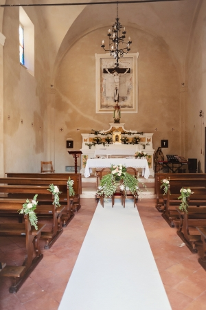 Italy Wedding Chapel