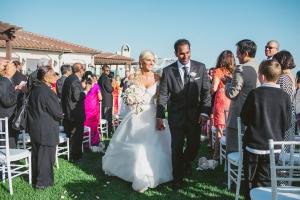 Just Married Bacara Resort