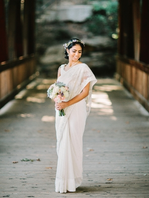 Muslim Wedding Bridal Portrait from Amy Arrington Photography