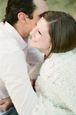 Natural Makeup Looks for Engagement Photos