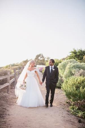 Outdoor Wedding Bacara Resort