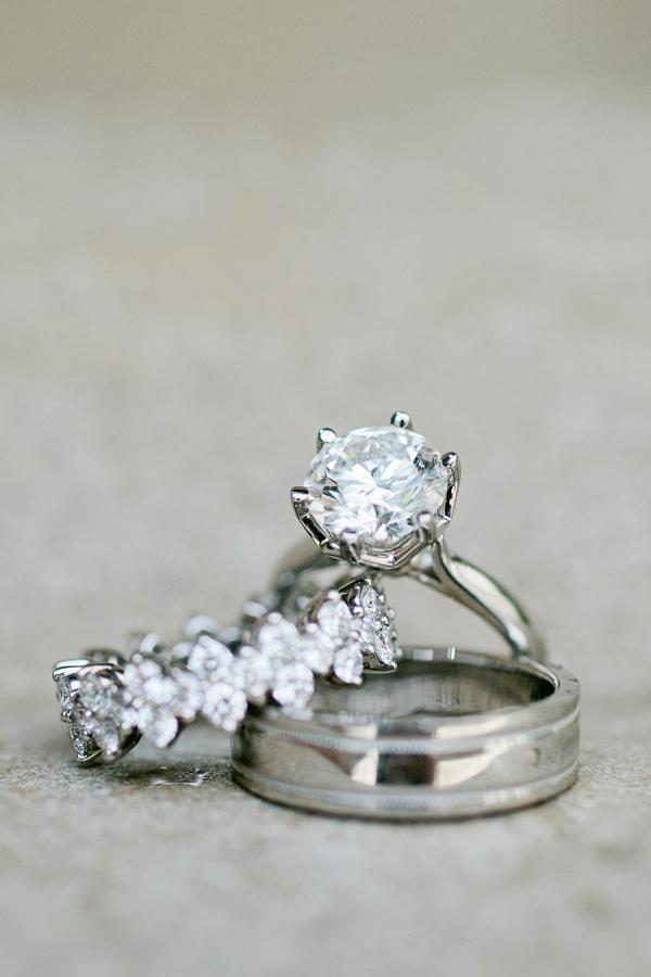 pretty wedding rings - Pretty Wedding Rings
