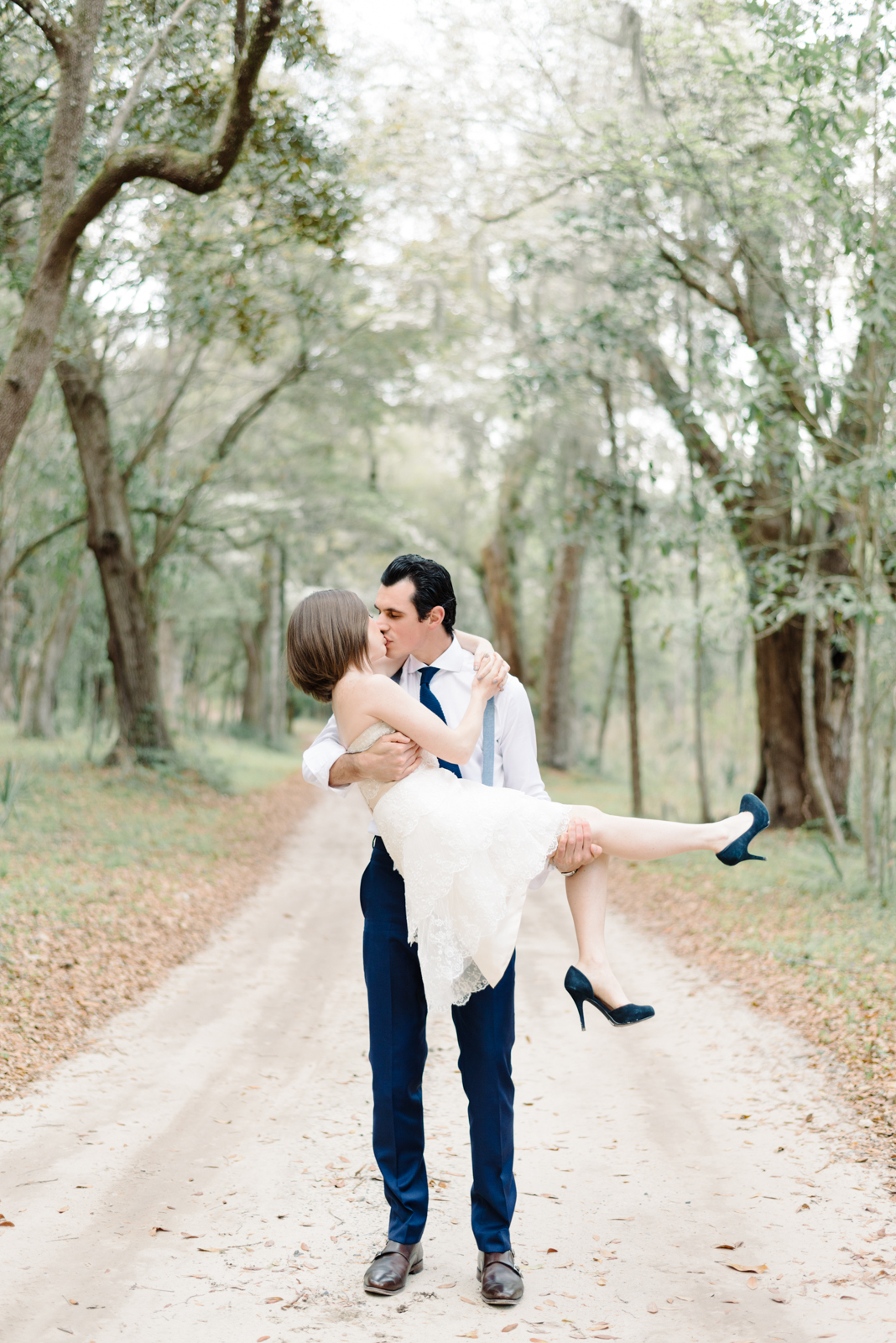 Romantic Lowcountry Engagement From Michelle Lange Photography