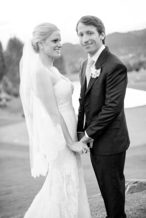 Romantic Colorado Wedding