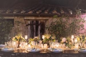 Romantic Outdoor Wedding in Tuscany