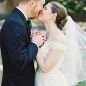 Romantic Virginia Wedding