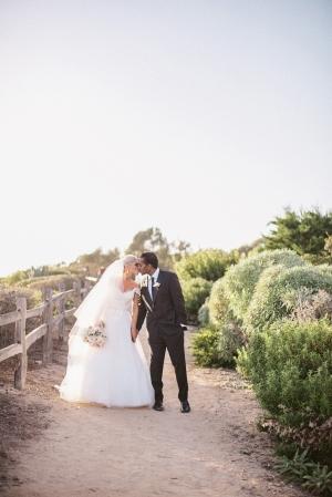 Santa Barbara CA Wedding Jasmine Star