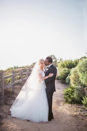 Santa Barbara Wedding Jasmine Star