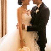 Side Chignon Elegant Bridal Updos