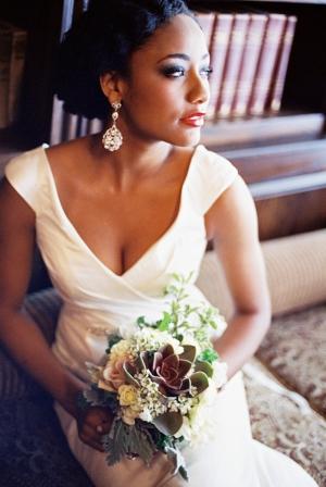 Teardrop Rhinestone Earrings Bridal Jewelry