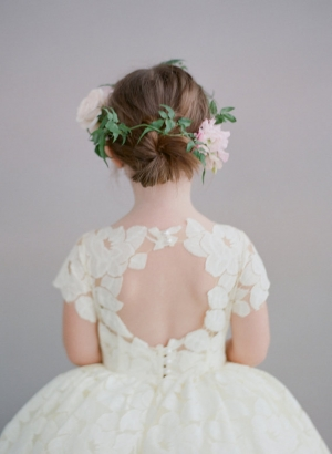 The Annabelle Flower Girl Dress