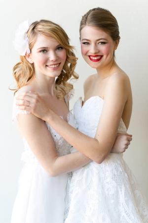 Two Brides Wedding Inspiration