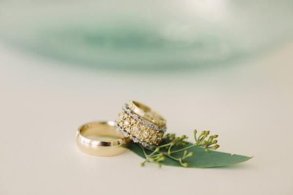 Unique Gold Wedding Ring