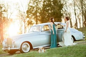 Wedding Ideas Vintage Car