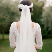 Bridal Wreath and Veil
