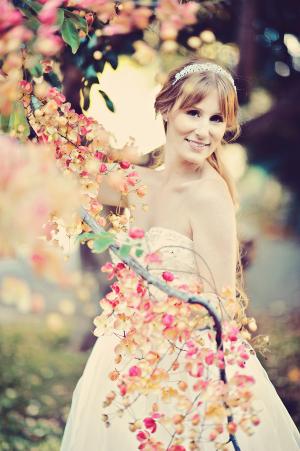 Bride Hawaii Wedding