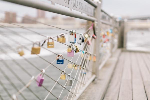 Bridge of Locks NYC