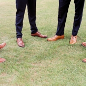 Brown Shoes for Groomsmen