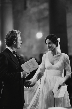 Cathedral Wedding in Tuscany