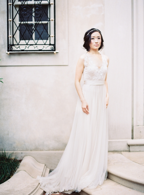 Catherine Deane Gown BHLDN