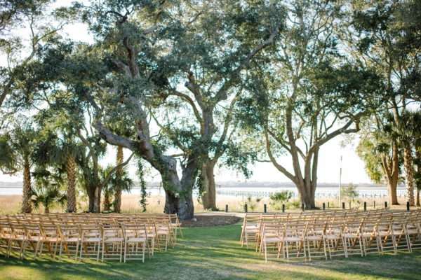 Charleston Plantation Wedding Ceremony