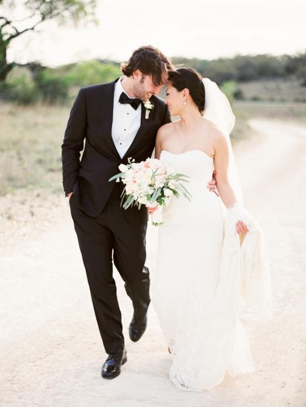Classic Texas Barn Wedding