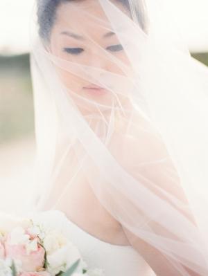 Dramatic Bridal Eye Makeup