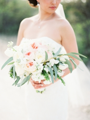 Elegant Bouquet with Greenery