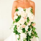 Elegant Cascading Bouquet