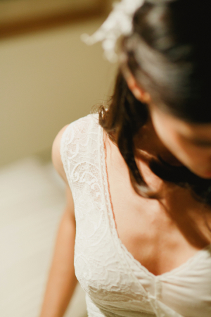 Lace Slip for Bridal Gown