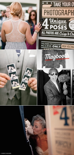 Magbooth Wedding Photo Booth
