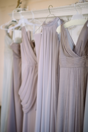 Mauve Bridesmaids