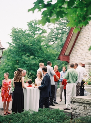 Outdoor Estate Reception