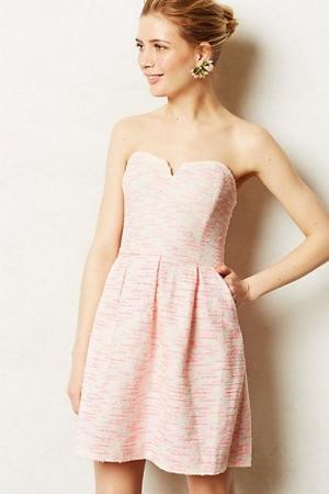 Pink Pasteque Dress