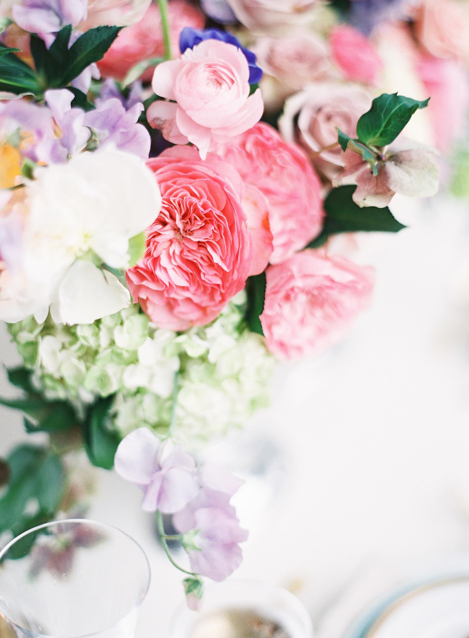 Pink and Purple Wedding Flowers - Elizabeth Anne Designs: The ...