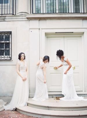 Romantic Bridal Fashion
