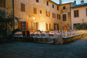 Romantic Tuscany Wedding