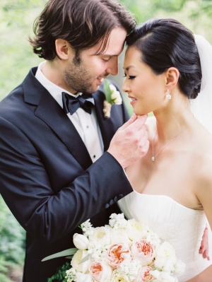 Romantic Wedding Portrait From Michelle Boyd Photography
