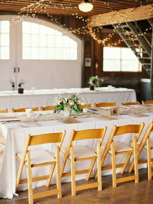 Rustic Elegant Barn Reception