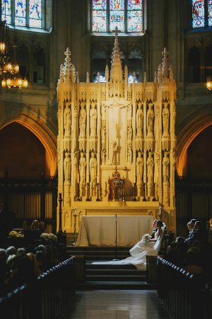 Saint Dominics Catholic Church San Francisco Wedding Venue