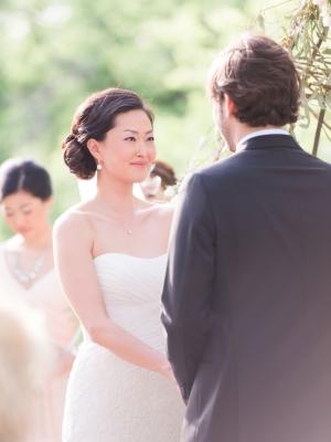 Side Chignon Bridal Hair Ideas