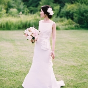 Sophisticated Romona Keveza Gown