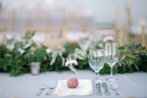 Southern Wedding Centerpiece