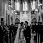 St Dominics San Francisco Wedding